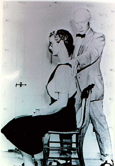 Frederick Alexander Teaching Iren Stewart, Frederick Matthias Alexander