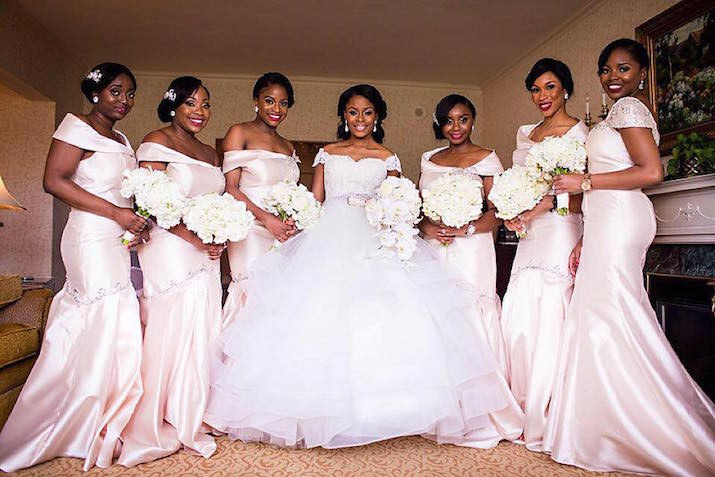 South African Traditional Wedding Dresses Designs 4