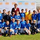 Teamfoto's Edwin van der Sar
