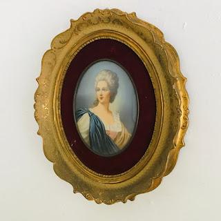 Large Portrait Miniature #2