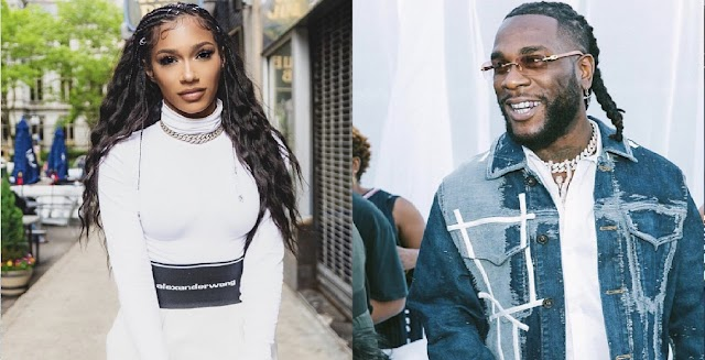 You Dey Mental But your Kpekus know am'- Burna Boy's PA Accuses US Rapper, Bia, Of Lying About Not Knowing Burna Boy, Shares Evidence