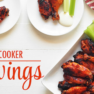 Slow-Cooker Hot Wings