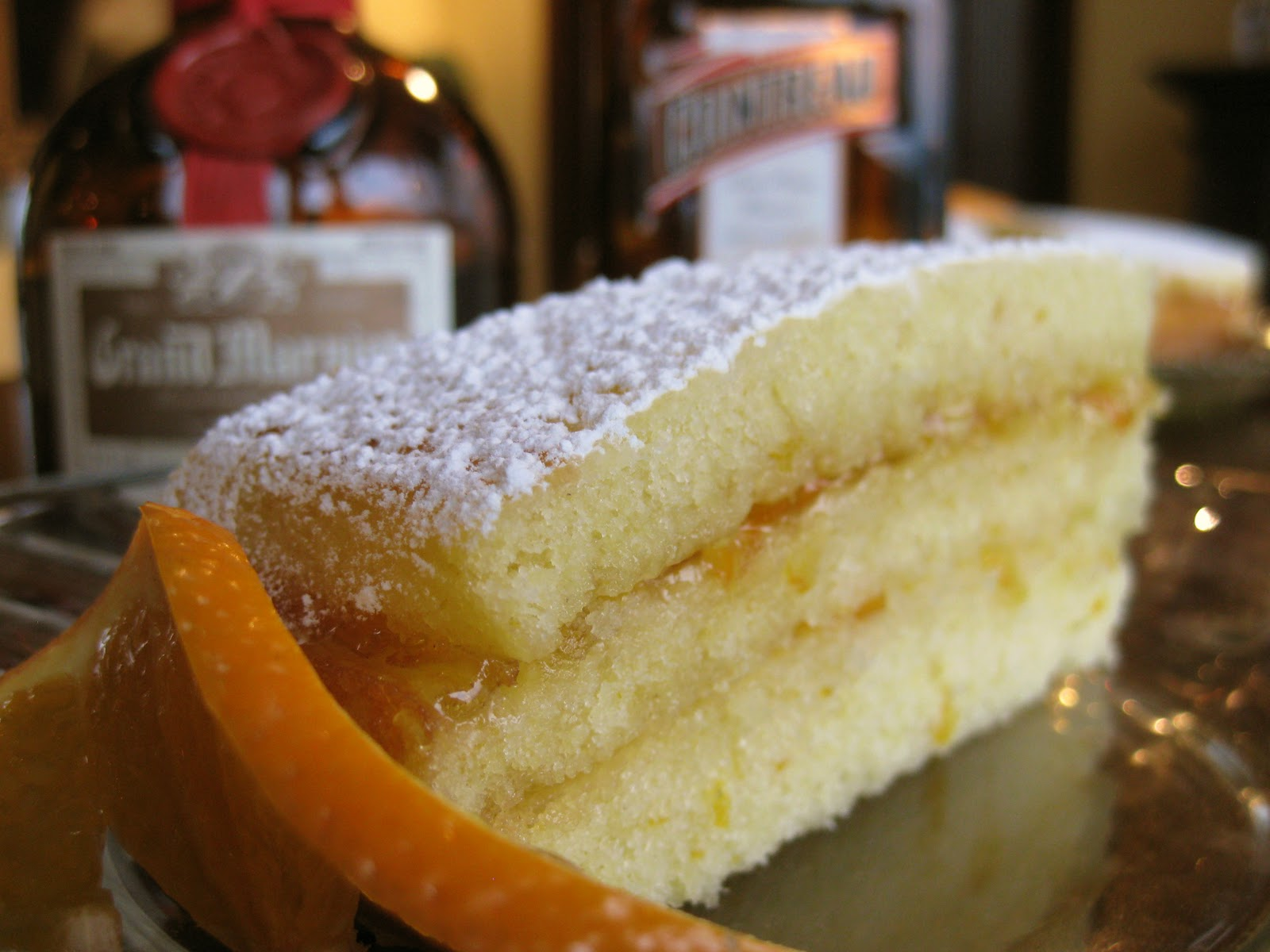How To Make Maria Luisa Cake