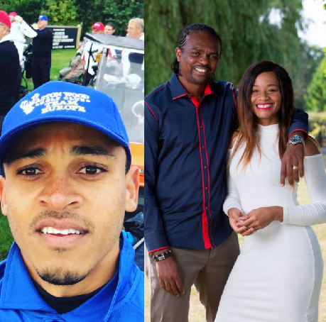"""Osaze Odemwingie accuses Kanu Nwankwo's wife, Amara Kanu of sliding into his DM and """"chasing"""" him for a chat; she responds"""