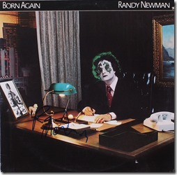 Randy Newman Born Again