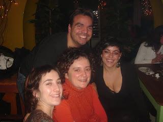 Cena Navidad Diciembre 2007