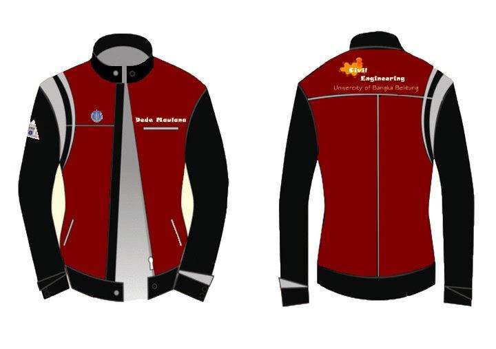 8300 Desain Jaket Anak Sekolah HD Terbaru