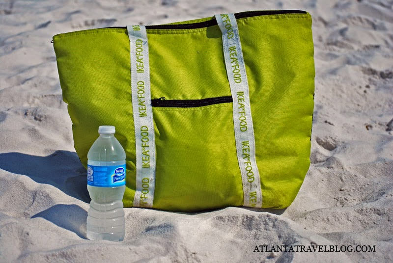 10 water travel items