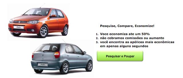 Seguros de Carro para Fiat Palio