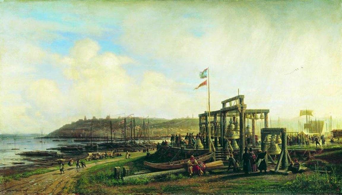 Alexey Bogolybov - Nizhny Novgorod Fair
