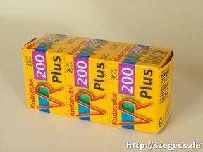 Kodacolor VR200