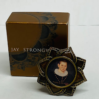 Jay Strongwater MINT Picture Frame