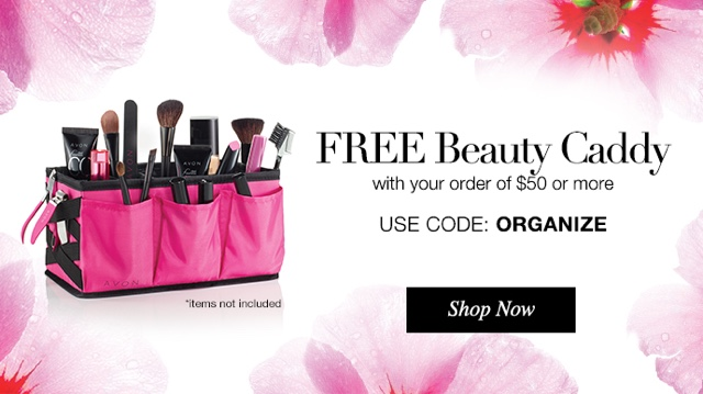Free Avon Caddy - see details