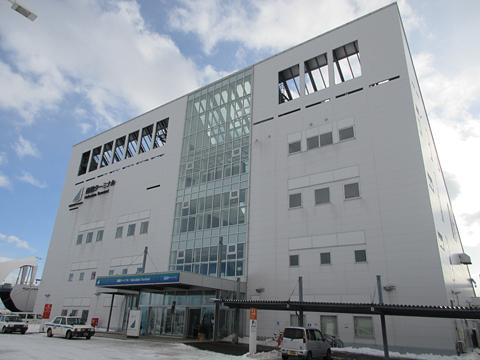 函館港フェリーターミナル