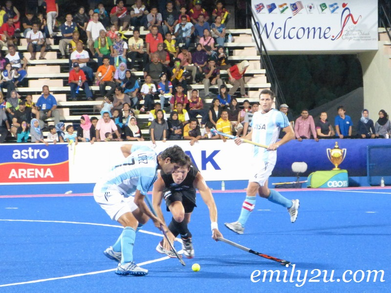 Sultan Azlan Shah Cup finals