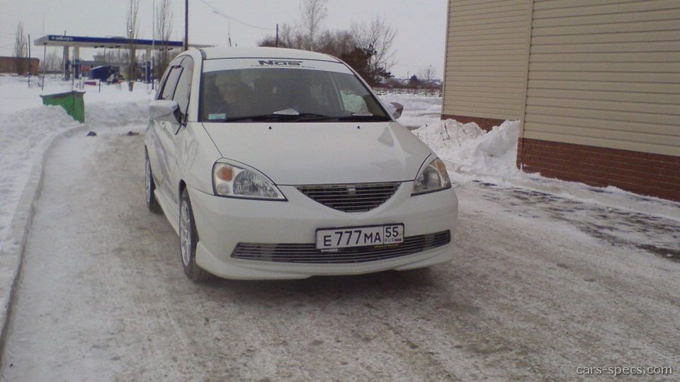 2006 Suzuki Aerio Wagon Specifications Pictures Prices border=