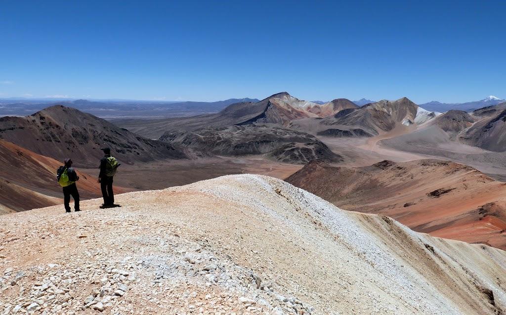 Chile Bergtour Suriplaza bei Putre in Nordchile 1