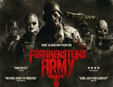 فيلم Frankenstein's Army