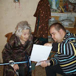 Máté Mária köszöntése 90. születésnapja alkalmából_2013
