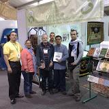 Visita a Colombia, Feria Internacional del Libro (2008-Abril-05)