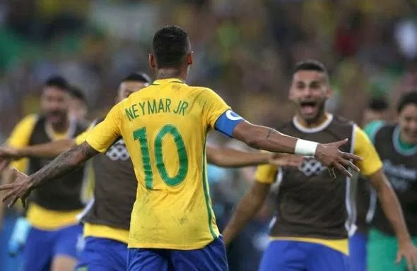 Sports: Brazil becomes first country to qualify 2018 World Cup