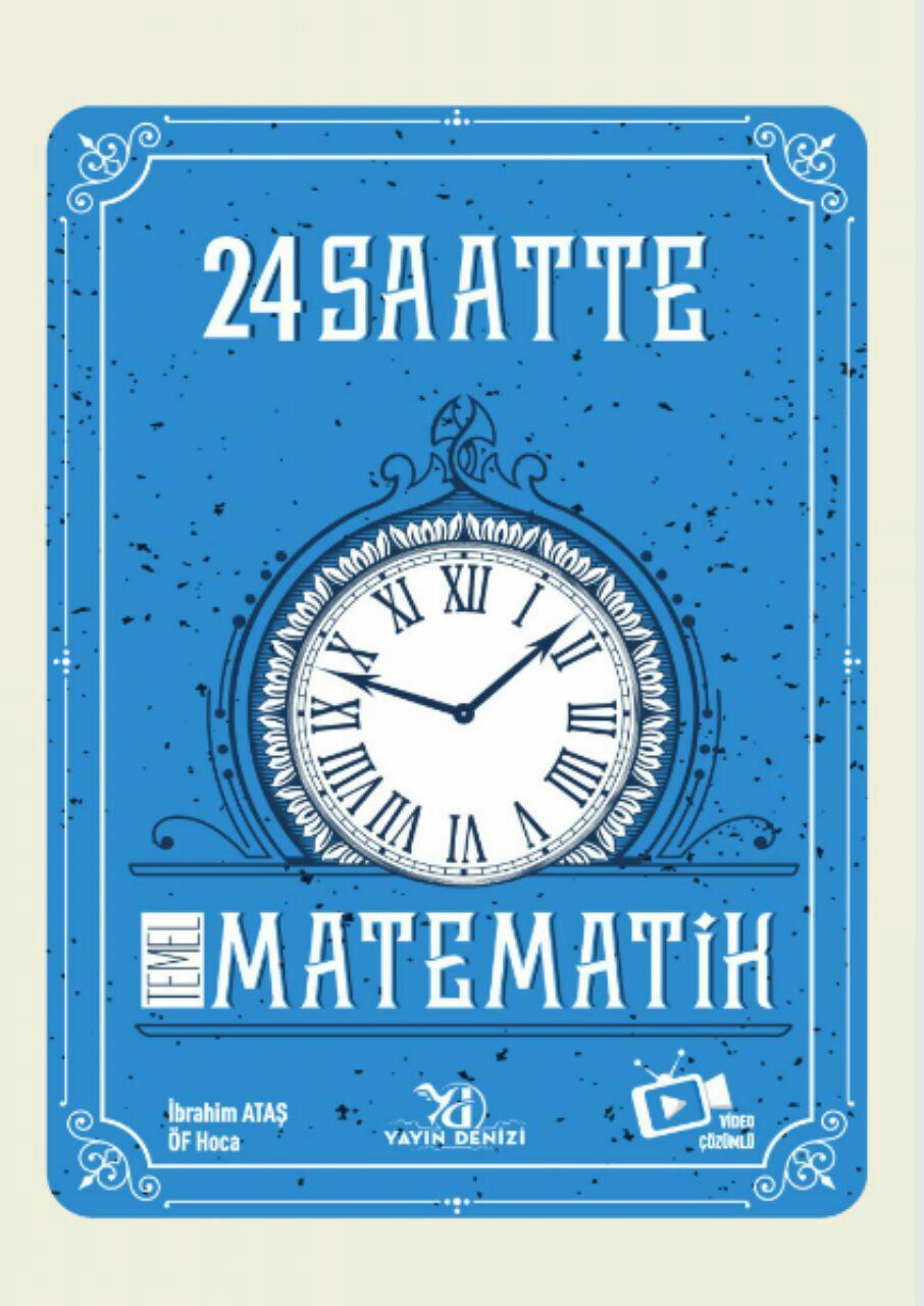 Yayın Denizi 24 Saatte Matematik