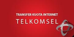 Cara gratis transfer kuota internet Telkomsel