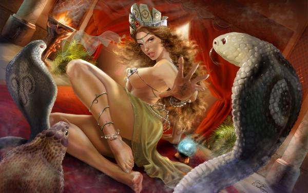 Magian Angel Of Wizdom, Magic Beauties 4