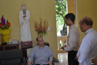 Chúc mừng ngân khánh linh mục Đức Tổng Giám Mục Giuse Ngô Quang Kiệt,