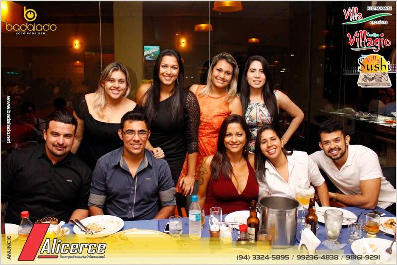 Restaurante Villa Itacaiunas (20/02/15)