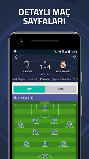 Sahadan Live Scores 5.2.3 screenshots 2