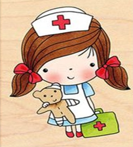 enfermera dibujo