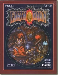 Earthdawn flyer #2