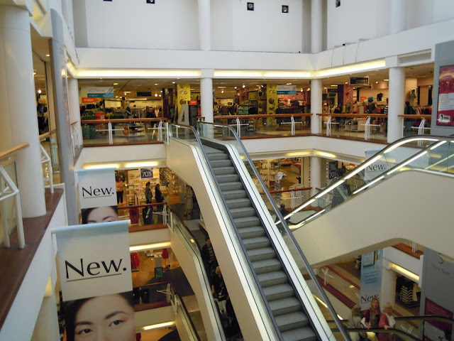 Debenhams - from shopping in London - a study abroad guide