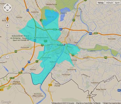 ásotthalom térkép Választás 2014   Szabad Város Egyesület, Szeged ásotthalom térkép