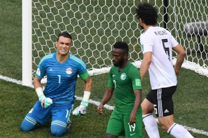 Saudi Arabia Vs Egypt: Record-breaking Keeper Saves Penalty, But Pharaohs