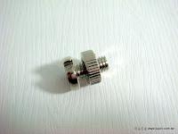 裝潢五金型號:78280-緊迫螺絲規格:長顏色:銀色玖品五金