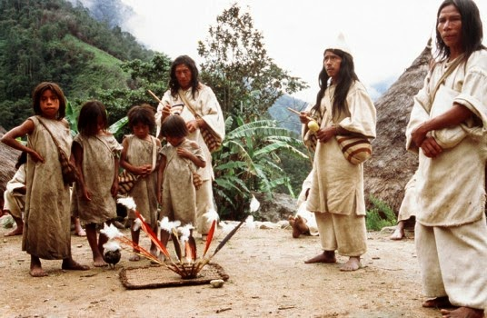 All have habits similar to those of some Asian tribes: Hmongs of Laos