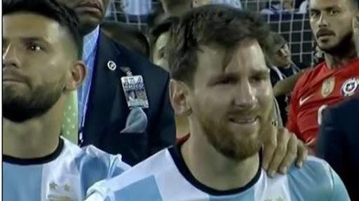 Argentina Menangis Karena Messi Cs Kebobolan Tiga Gol