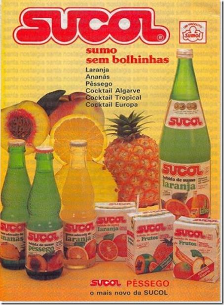 santa nostalgia publicidade sucol