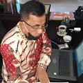Patuhi Protokol Kesehatan, Ketua DPRD Sinjai Ikut Musrenbang Melalui Video Confrence