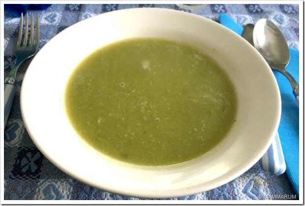 ricetta vellutata di asparagi 14