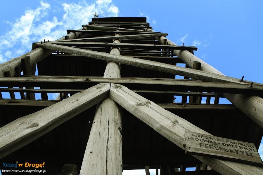 Piaszno - Wieża Wspaniałych Widoków i Dalekich Perspektyw
