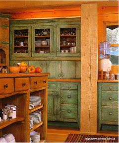 Интерьеры деревянных домов - 0068.jpg