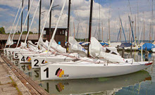 J/70s ready to sail in German Sailing League