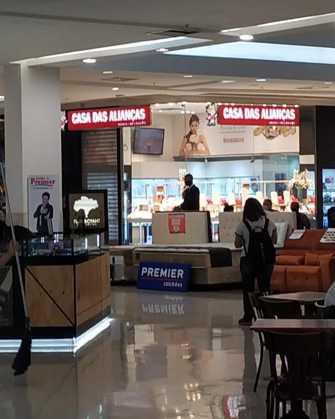 URGENTE: Um shopping foi assaltado agora a pouco: saiba mais