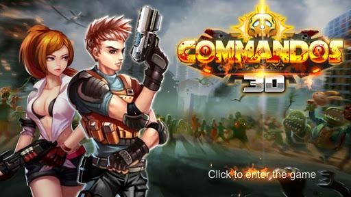 Commandos 3D