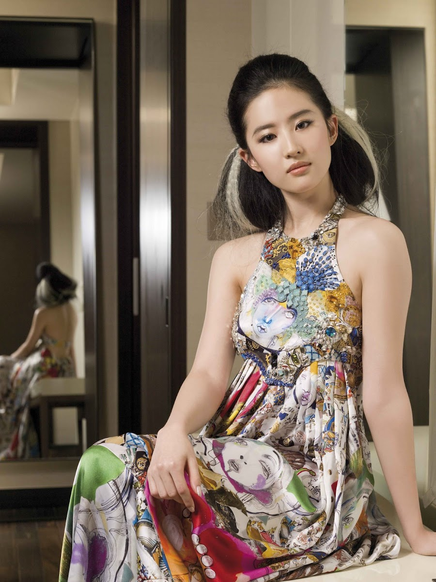 Liu Yifei Wallpaper