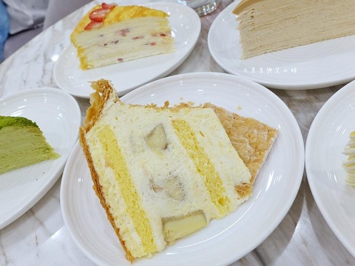 30 LadyM千層蛋糕 香港必吃美食