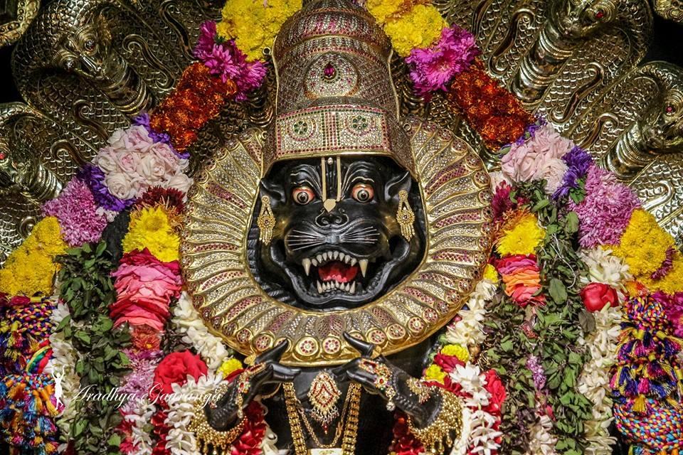 ISKCON Mayapur Deity Darshan 06 Jan 2015 (33)